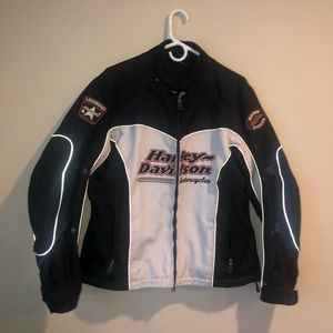🍒 Harley Davidson Legendary Riding Jacket